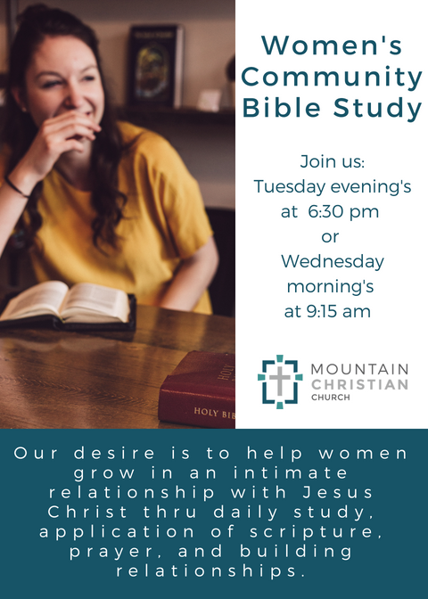 Women's Ministry | Mountain Christian Church